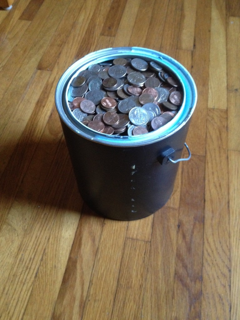 Change Bucket