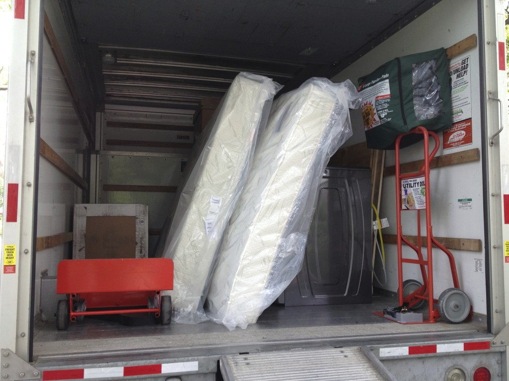 Mattress Delivery