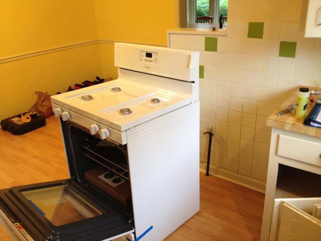 pony up more cash for missing appliances