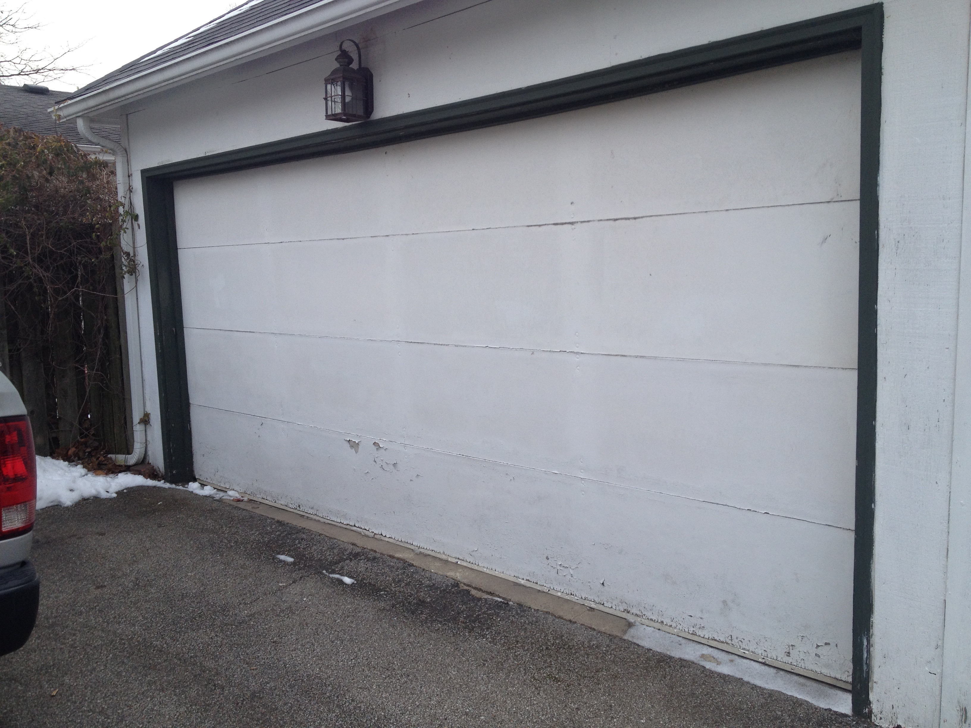 of king frost ideas buy foam decoration spring garage cool black tapes for springs door